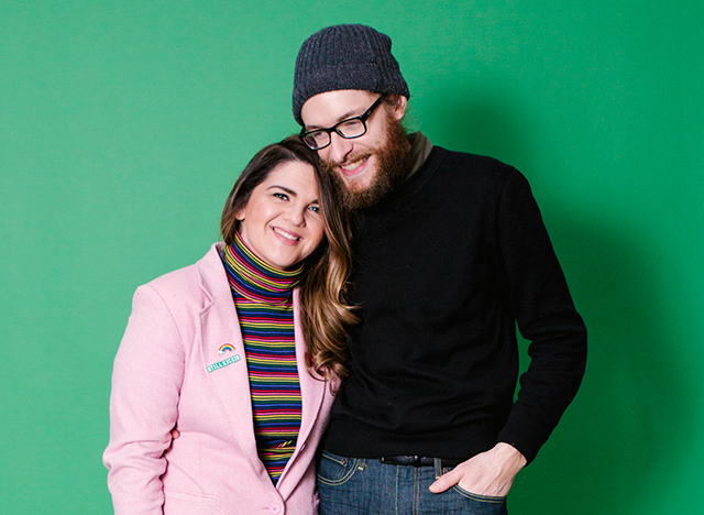 Kylee Leonetti and her husband, Christian Jensen, co-founded Leonetti Confetti and run their own photography business called Kylee and Christian Creative.