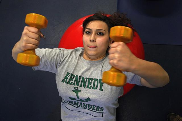 muscle-strengthening activities