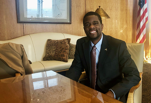 Mayor Melvin Carter