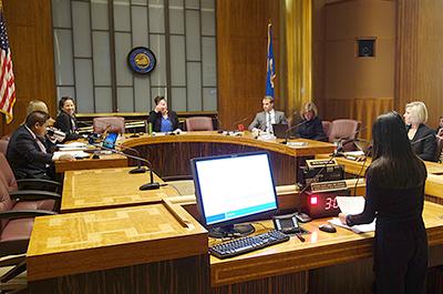 St Paul City Council