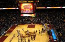photo of interior of williams arena