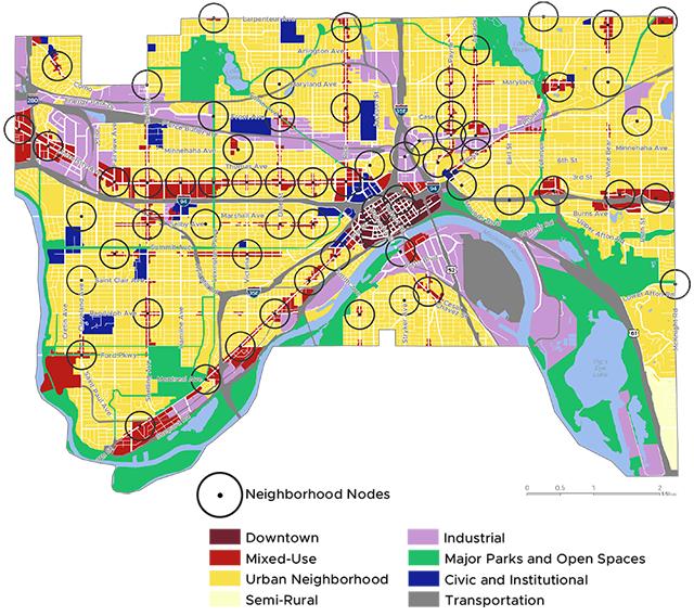 2040 St. Paul land use proposal