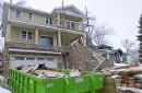 Chowen Ave construction