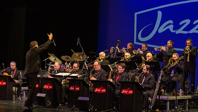Doug Snapp has announced that this will be his final year as JazzMN's artistic director.