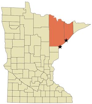 Duluth, Two Harbors, Minnesota