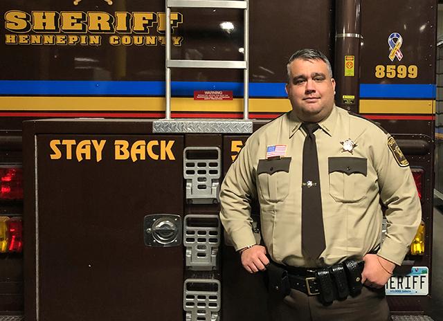 Sheriff Dave Hutchinson