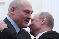 Alexander Lukashenko, Vladimir Putin