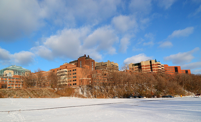 Mayo Memorial Building, University of Minnesota