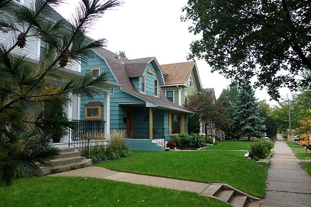 South Minneapolis houses