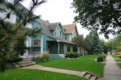 South Minneapolis houses