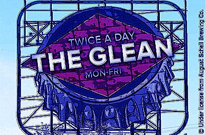 frozen glean