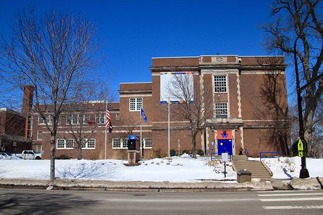 Washburn High School