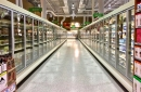 photo of aisle in supermarket