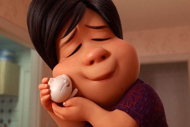 """Bao"" is one of four animated shorts in the running for this year's Oscar."