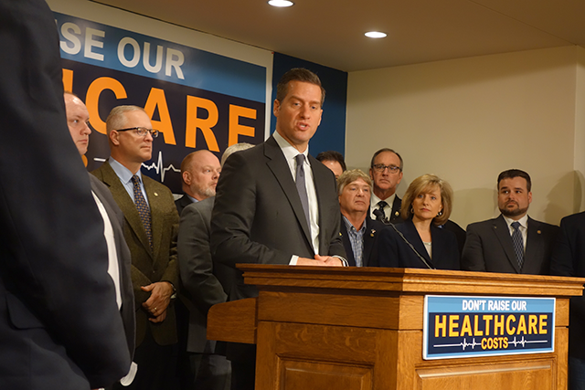 House Minority Leader Kurt Daudt