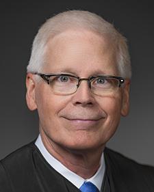 Associate Justice David Lillehaug