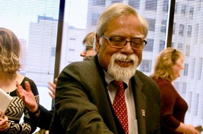Chancellor Devinder Malhotra