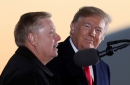 Sen. Lindsey Graham, President Donald Trump