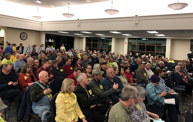 A public hearing was held in December about the Catalpa proposal in Mabel.