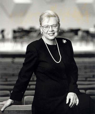 Mary Ann Feldman circa the 1990s
