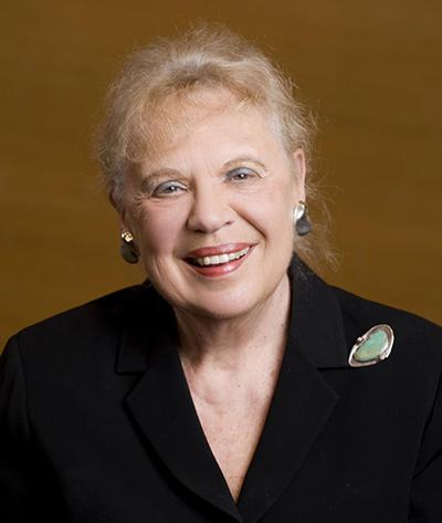Mary Ann Feldman in 2009