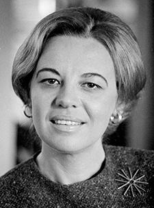 Mary Ann Feldman circa late 1960s