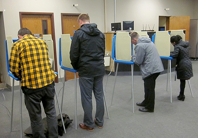 The University of Minnesota has some of the highest voter turnout in the country. It's trying to get it even higher