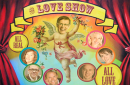 illustration promoting 'the love show'