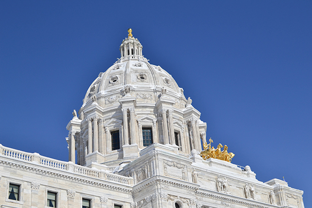 photo of minnesota capitol