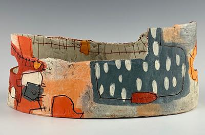 photo of ceramic piece