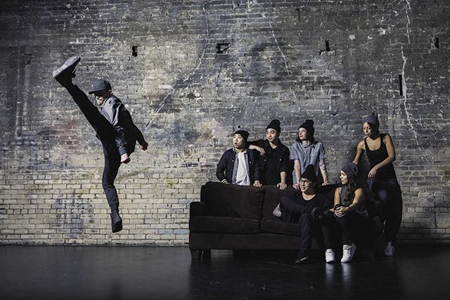 BRKFST Dance Company