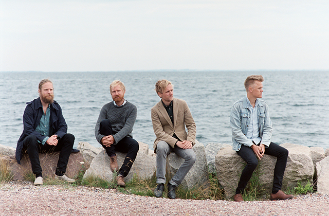On May 10, the Danish String Quartet will play one of the concerts in its Beethoven marathon.