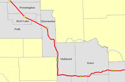 Line 3 route