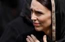 New Zealand's Prime Minister Jacinda Ardern