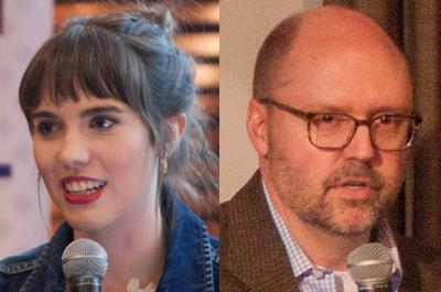 Greta Kaul, Gregg Aamot