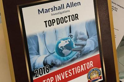 Top Doctor award