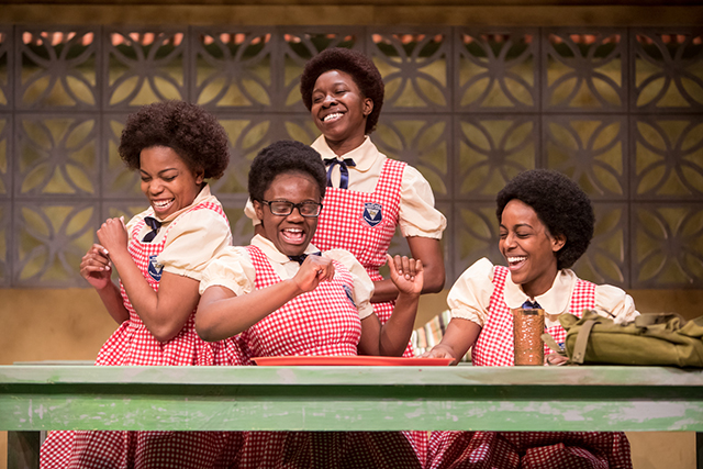 School Girls, Or: The African Mean Girls Play