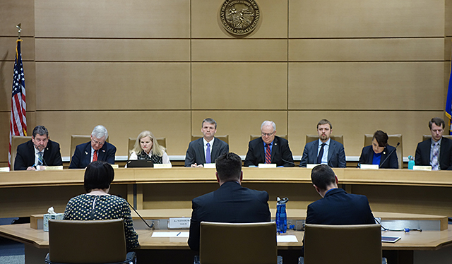 Senate Local Government committee