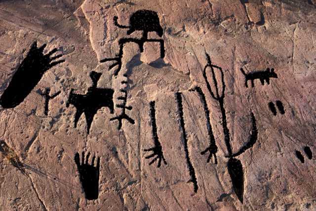 photo of jeffers petroglyphs