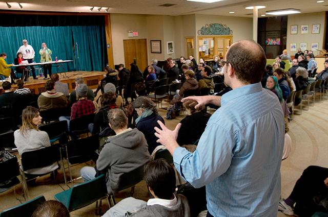 precinct caucus