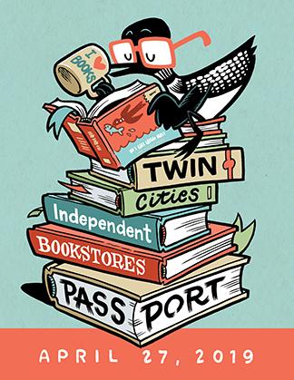 Independent Bookstore Day passport