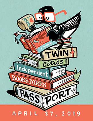 Independent Bookstore Day passport