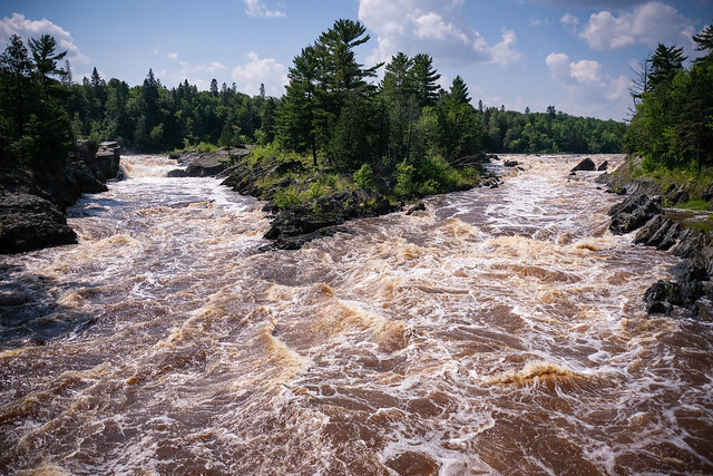 photo of st. louis river