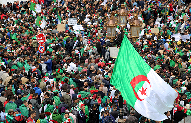 Algiers protests