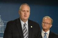 State Sen. Paul Anderson, state Sen. Warren Limmer