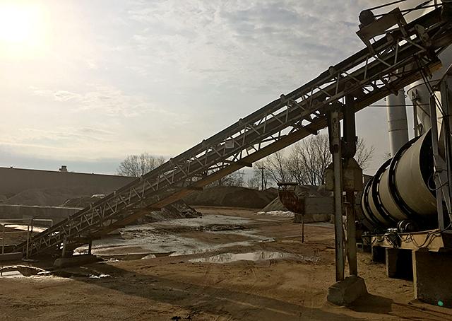 Municipal Asphalt Plant