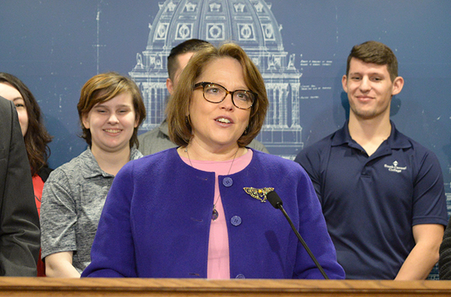 State Rep. Connie Bernardy