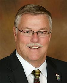 State Sen. Bill Ingebrigtsen