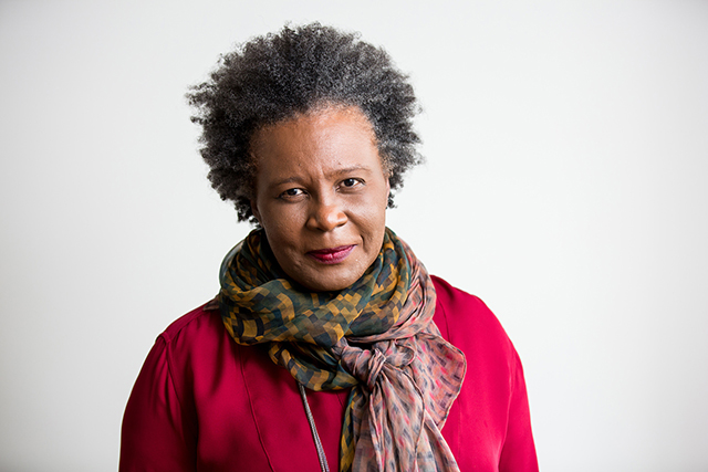 "Award-winning poet, Yale professor and MacArthur fellow Claudia Rankine will discuss her new play, ""The White Card."""