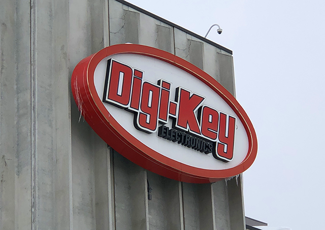 Ronald Stordahl founded DigiKey in 1972.